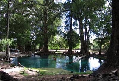 atractivo turistico la laguna de epatlan en puebla