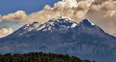 parque nacional turistico popocatepetl iztacihuatl en puebla