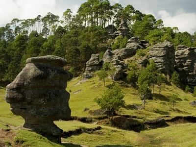patrimonio turistico valle de piedras encimadas en puebla