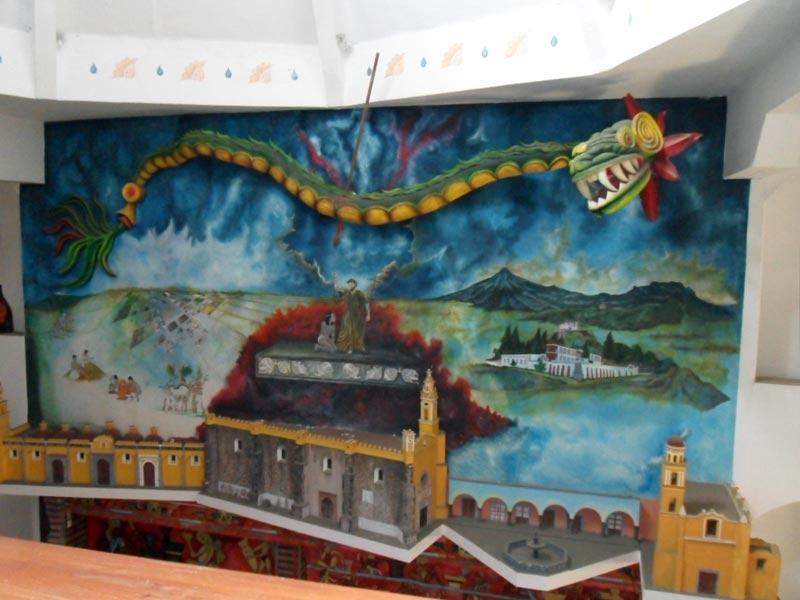 cholula_mural_maqueta_hotel